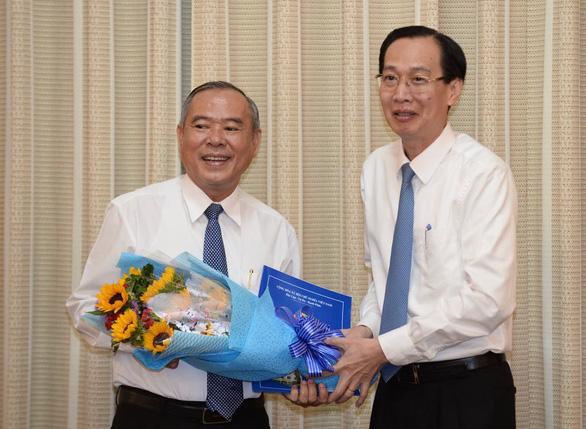 TP.HCM: Phó giám đốc Sở Quy hoạch - kiến trúc làm chủ tịch huyện Nhà Bè - Ảnh 2.
