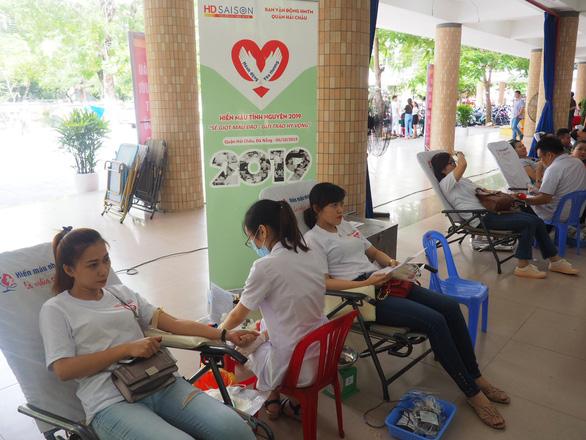 Sau TPHCM và Hà Nội, ngày hội hiến máu HD SAISON đã đến Đà Nẵng - Ảnh 1.