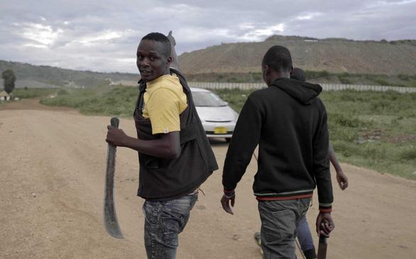 Thủ phạm hủy diệt sự sống - Kỳ 2: Vàng tanh mùi máu ở Tanzania - Ảnh 3.