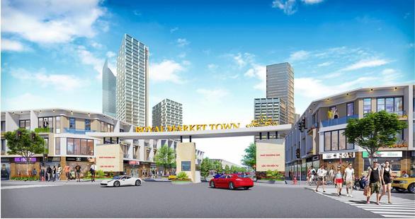 Thuận An (Bình Dương) sôi động với dự án kiểu mẫu dành cho thương gia - Ảnh 1.