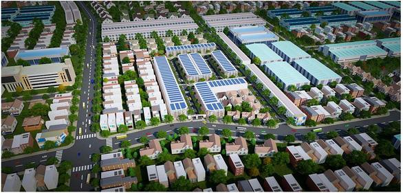Thuận An (Bình Dương) sôi động với dự án kiểu mẫu dành cho thương gia - Ảnh 2.