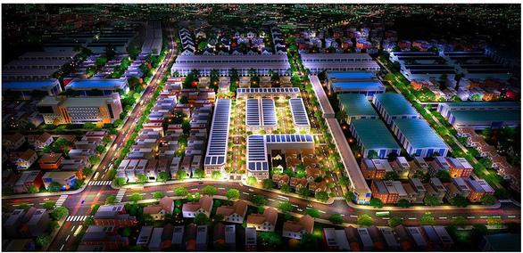 Thuận An (Bình Dương) sôi động với dự án kiểu mẫu dành cho thương gia - Ảnh 3.