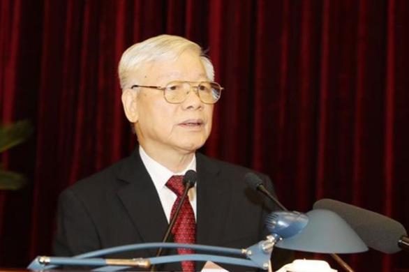Tổng bí thư, Chủ tịch nước đề nghị phân tích, dự báo về tình hình Biển Đông - Ảnh 1.