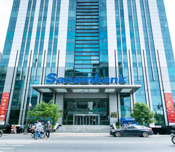 9 tháng, Sacombank đạt lợi nhuận trước thuế gần 2.500 tỉ đồng - Ảnh 1.