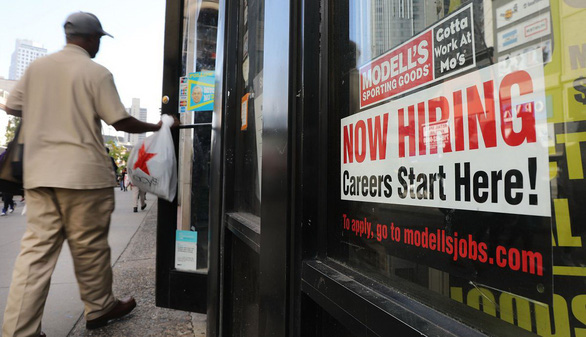 Thư từ Mỹ: Ít thất nghiệp, ông Trump khỏe - Ảnh 1.