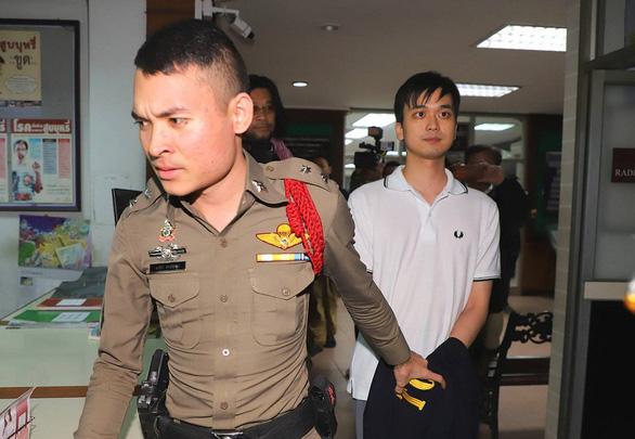 Thanh niên Thái bị bắt vì mạo phạm hoàng gia trên mạng xã hội - Ảnh 1.