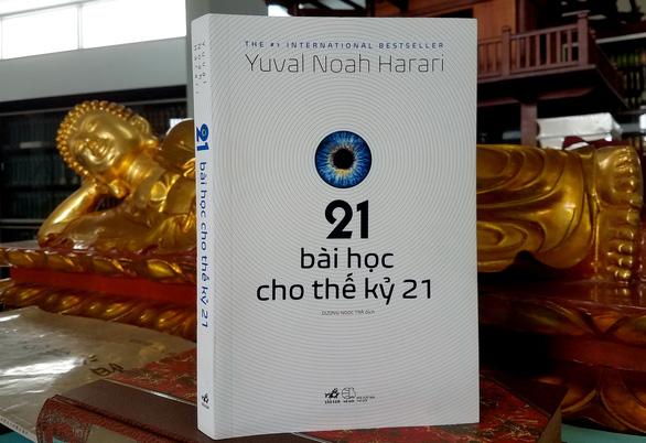 21 bài học cho thế kỷ 21: cuốn sách được chờ đợi trong năm - Ảnh 1.