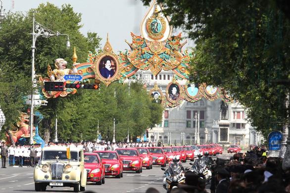 Thanh niên Thái bị bắt vì mạo phạm hoàng gia trên mạng xã hội - Ảnh 2.