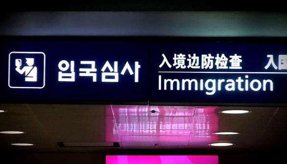 Hàn Quốc muốn ngăn tình trạng người nước ngoài phạm tội rồi bỏ trốn - Ảnh 1.