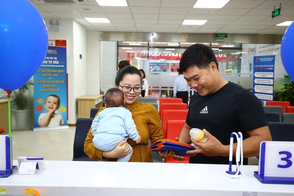 VNVC ra mắt trung tâm tiêm chủng thứ 13 tại Phú Thọ - Ảnh 3.