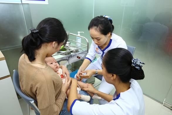 VNVC ra mắt trung tâm tiêm chủng thứ 13 tại Phú Thọ - Ảnh 1.