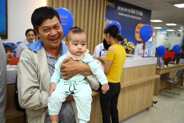 VNVC ra mắt trung tâm tiêm chủng thứ 13 tại Phú Thọ - Ảnh 2.