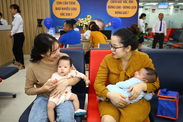VNVC ra mắt trung tâm tiêm chủng thứ 13 tại Phú Thọ - Ảnh 4.