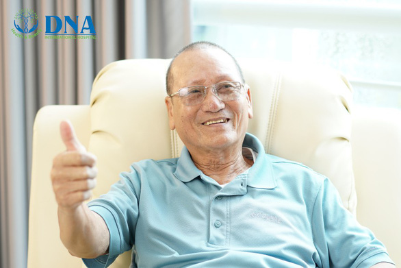 Thoát bỏ xe lăn sau khi tiêm tế bào gốc tự thân tại bệnh viện Quốc tế DNA - Ảnh 3.