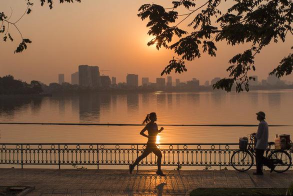 VPBank Hà Nội Marathon: Giải chạy đáng chờ đợi nhất mùa thu Hà Nội - Ảnh 1.