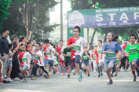 VPBank Hà Nội Marathon: Giải chạy đáng chờ đợi nhất mùa thu Hà Nội - Ảnh 2.