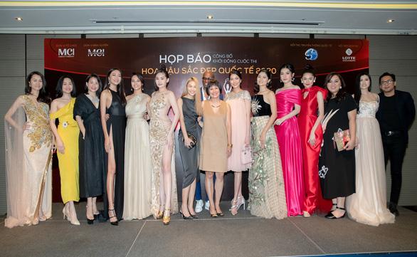 Hoa hậu Sắc đẹp quốc tế chấp nhận thí sinh phẫu thuật thẩm mỹ - Ảnh 1.