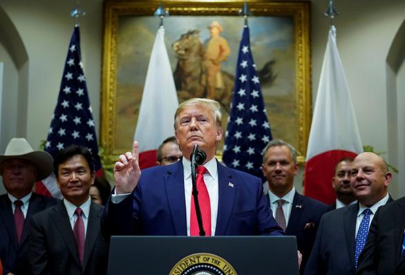 Rút quân khỏi Syria, ông Trump bị tố đem con bỏ chợ - Ảnh 1.