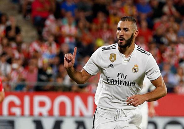 Real Madrid tăng lương để giữ chân Benzema - Ảnh 1.