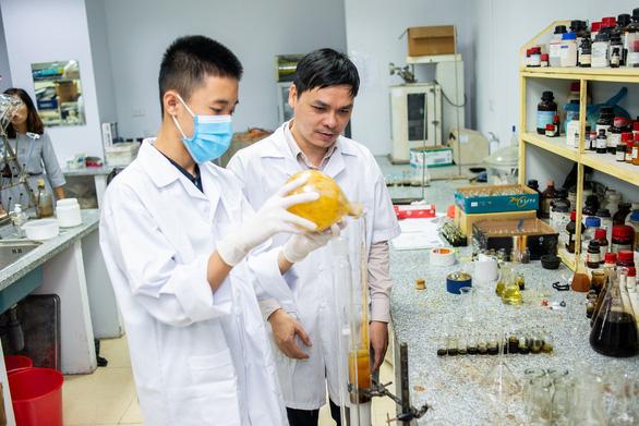 Học sinh Vinschool thắng giải nghiên cứu khoa học quốc tế - Ảnh 2.