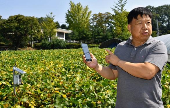 Ngôi làng bị cô lập ở Bàn Môn Điếm giờ đã có mạng 5G - Ảnh 1.