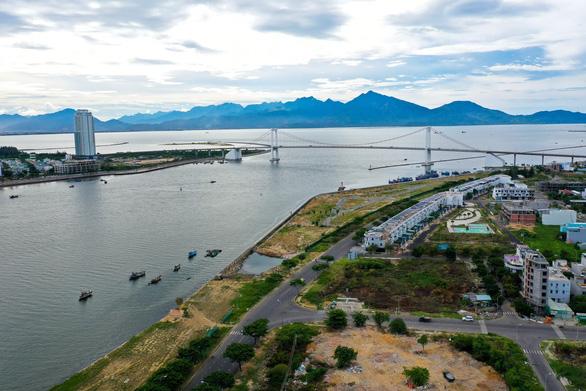 Đà Nẵng hoán đổi đất, lấy đất dự án ven sông làm công viên - Ảnh 1.