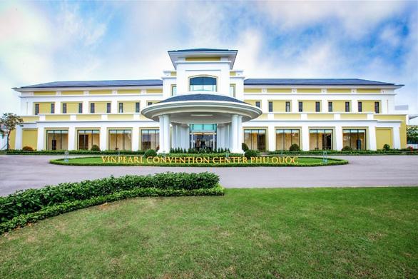 Vinpearl Phú Quốc đăng cai Giải thưởng du lịch thế giới 2019 - Ảnh 1.