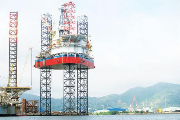 Tự chủ về cơ khí, dầu khí tiết kiệm hàng triệu USD - Ảnh 1.