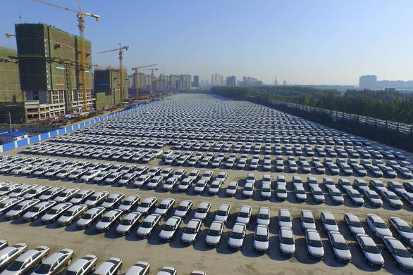 Kinh tế chững lại, mì gói bùng nổ ở Trung Quốc - Ảnh 2.