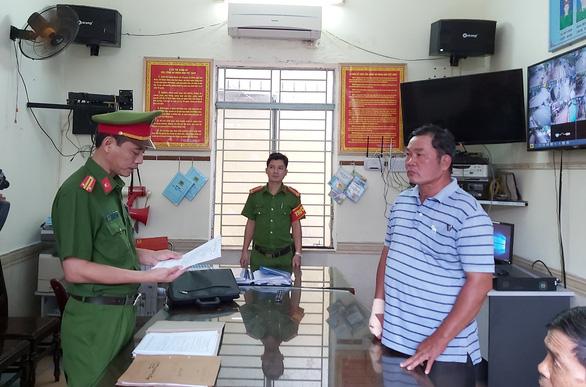 Giả quyết định của lãnh đạo Đà Nẵng về trúng thầu dự án bất động sản - Ảnh 1.