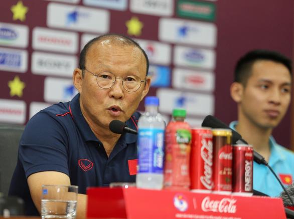 HLV Park Hang Seo: Nhờ có cầu thủ nhập tịch, tuyển Malaysia mạnh hơn so với AFF Cup 2018