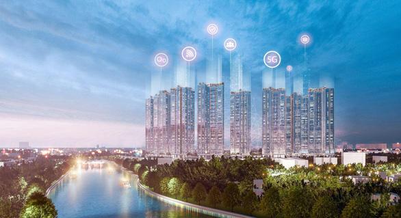 Trải nghiệm công nghệ Smart Home – Smart Living tại Sunshine City Sài Gòn - Ảnh 1.