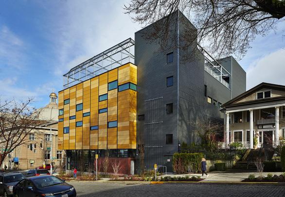 The Northwest School, trường trung học nội trú hàng đầu bang Washington - Ảnh 1.