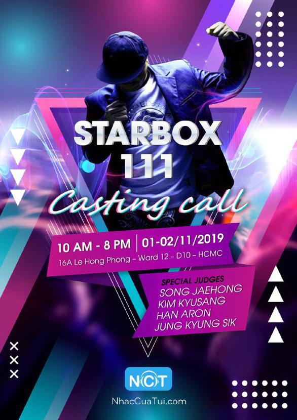 Starbox 111: Tìm kiếm ứng cử viên lập ban nhạc kiểu Hàn Quốc - Ảnh 3.