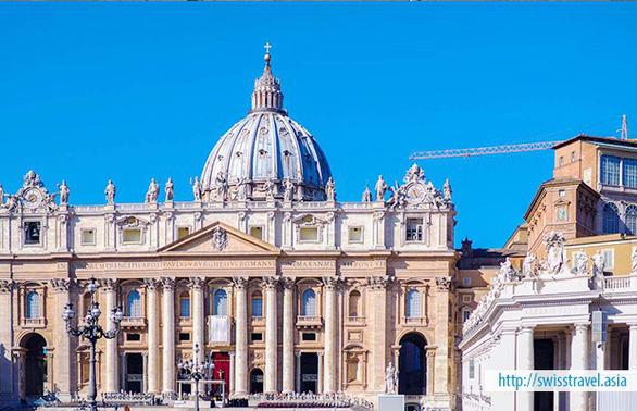 Thụy Sĩ - Ý: đến thành Rome chỉ từ 18.890.000đ - Ảnh 5.