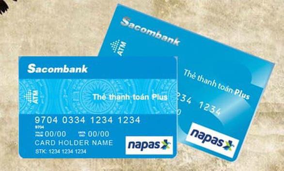 Ưu đãi hấp dẫn cho chủ thẻ nội địa Sacombank - Ảnh 1.