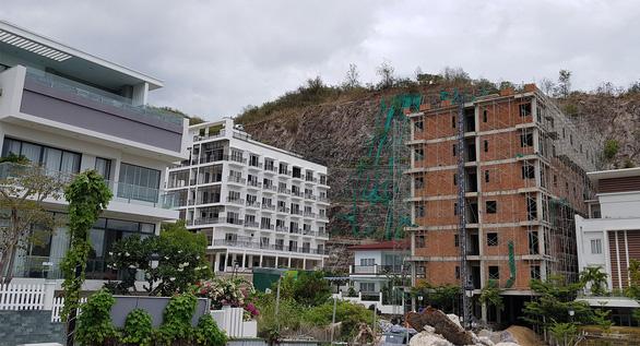 Khánh Hòa chỉ đạo xử lý vi phạm ở núi Cô Tiên, Ocean View… trước 15-11 - Ảnh 2.