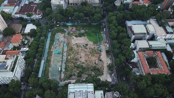 Rao bán đất nền nhà thi đấu Phan Đình Phùng để dụ khách hàng - Ảnh 4.