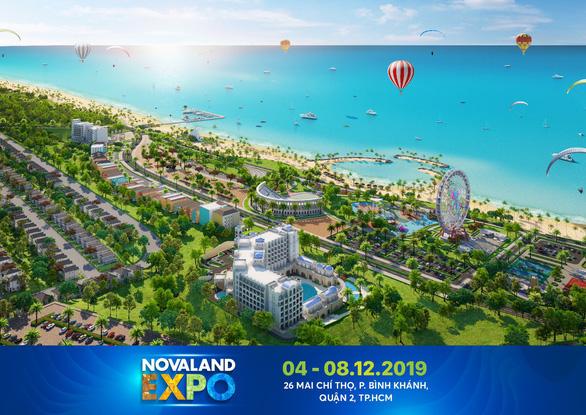 Novaland Expo tháng 12-2019 - Triển lãm BĐS quy mô hội tụ các thương hiệu - Ảnh 1.