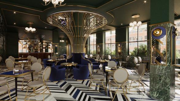 Tinh tế hương vị Pháp tại nhà hàng Brodard mới - Ảnh 2.