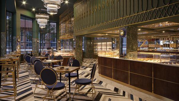 Tinh tế hương vị Pháp tại nhà hàng Brodard mới - Ảnh 3.