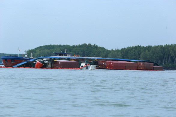 Đề xuất nạo vét khẩn cấp luồng Soài Rạp để tàu tải trọng lớn qua lại - Ảnh 1.