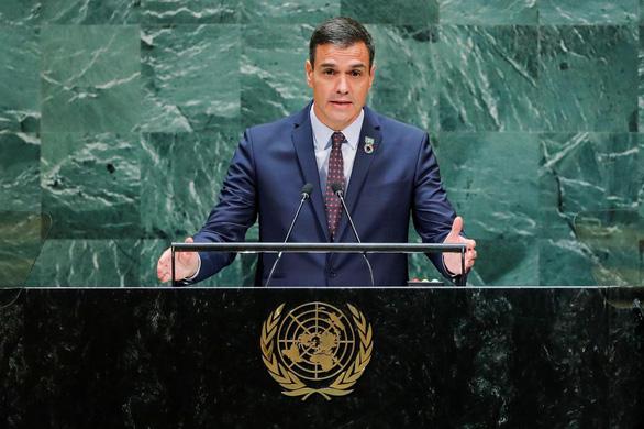 Chile rút lui, Tây Ban Nha muốn đăng cai hội nghị thượng đỉnh khí hậu COP25 - Ảnh 1.