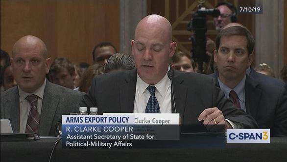 Quan chức ngoại giao Mỹ chê vũ khí Trung Quốc kém chất lượng - Ảnh 2.