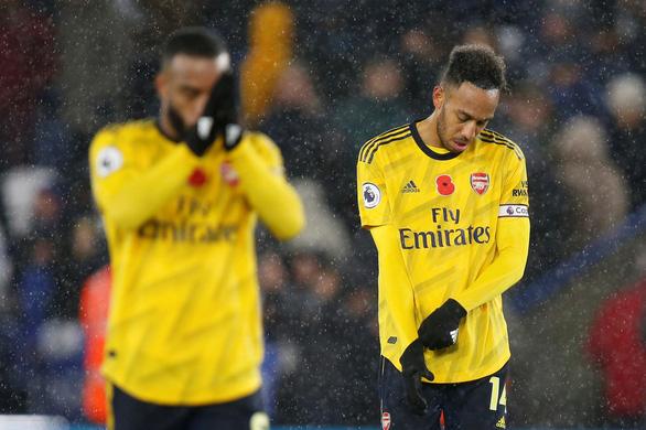 Leicester nhấn chìm Arsenal nhờ Vardy - Ảnh 3.