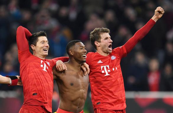Lewandowski lập cú đúp, Bayern đại thắng Dortmund trong trận derby nước Đức - Ảnh 3.