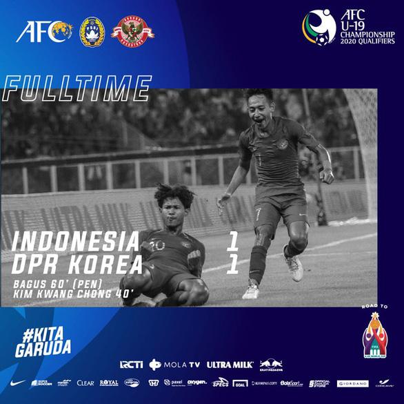 Vòng loại U19 châu Á 2020: Lào đoạt vé, Campuchia còn hy vọng, Thái Lan và Trung Quốc bị loại - Ảnh 3.