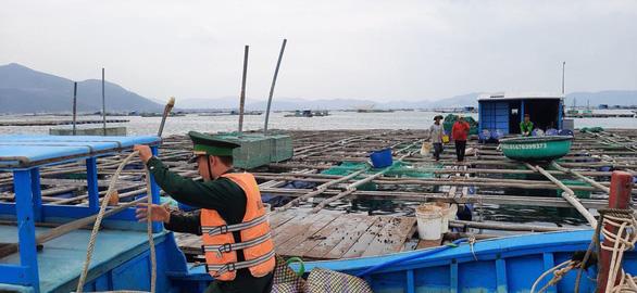 Phú Yên nhiều nơi hoàn tất sơ tán dân tránh bão số 6 - Ảnh 2.
