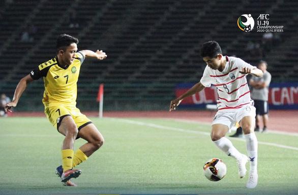 Vòng loại U19 châu Á 2020: Lào đoạt vé, Campuchia còn hy vọng, Thái Lan và Trung Quốc bị loại - Ảnh 4.