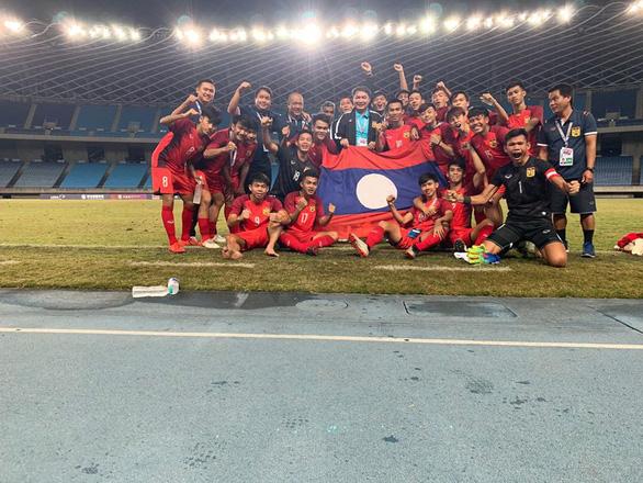 Vòng loại U19 châu Á 2020: Lào đoạt vé, Campuchia còn hy vọng, Thái Lan và Trung Quốc bị loại - Ảnh 1.